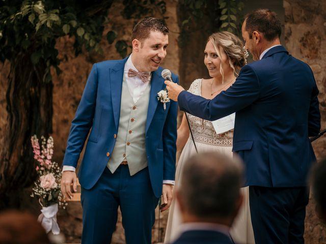Le mariage de Jonh et Alexia à Les Arcs, Var 65