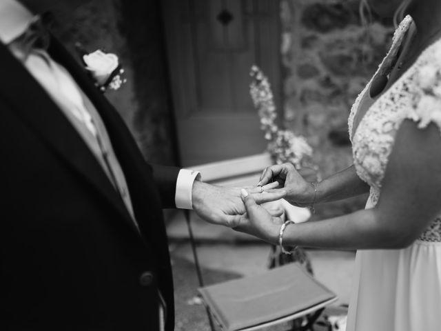 Le mariage de Jonh et Alexia à Les Arcs, Var 67