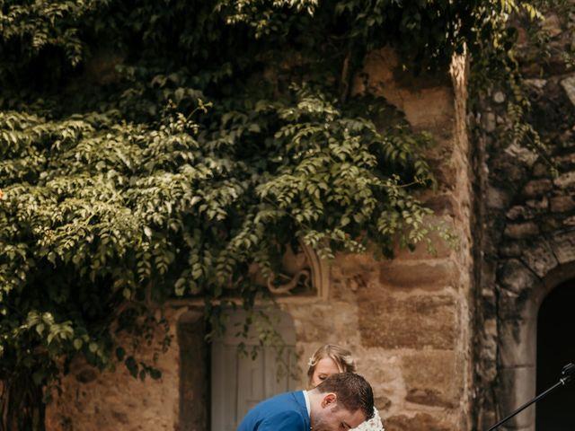 Le mariage de Jonh et Alexia à Les Arcs, Var 68