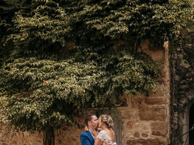 Le mariage de Jonh et Alexia à Les Arcs, Var 70