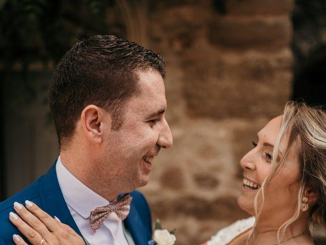 Le mariage de Jonh et Alexia à Les Arcs, Var 71