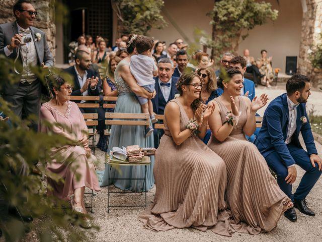 Le mariage de Jonh et Alexia à Les Arcs, Var 72