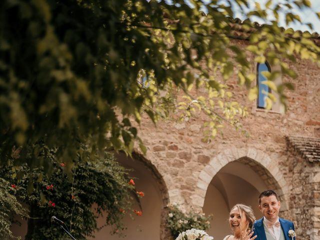 Le mariage de Jonh et Alexia à Les Arcs, Var 73
