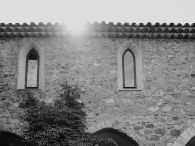 Le mariage de Jonh et Alexia à Les Arcs, Var 74