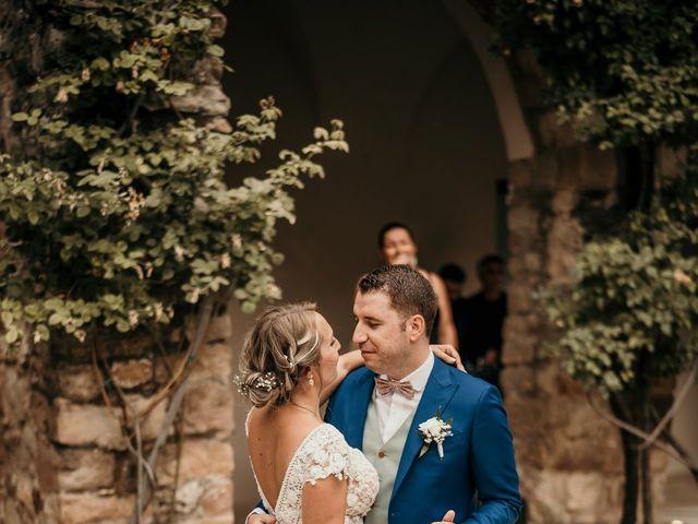 Le mariage de Jonh et Alexia à Les Arcs, Var 82