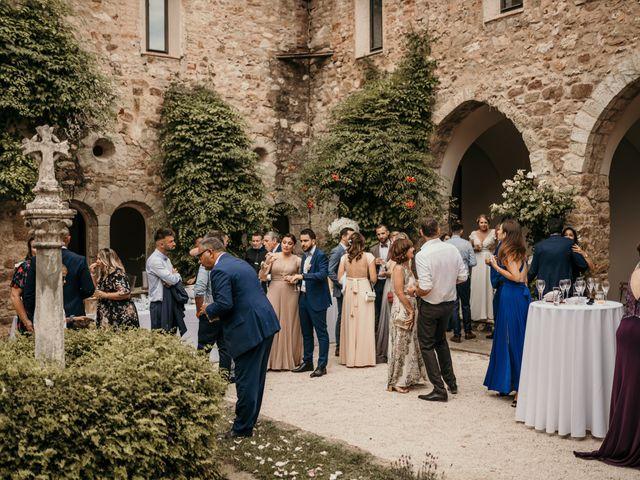 Le mariage de Jonh et Alexia à Les Arcs, Var 88
