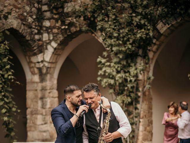 Le mariage de Jonh et Alexia à Les Arcs, Var 91
