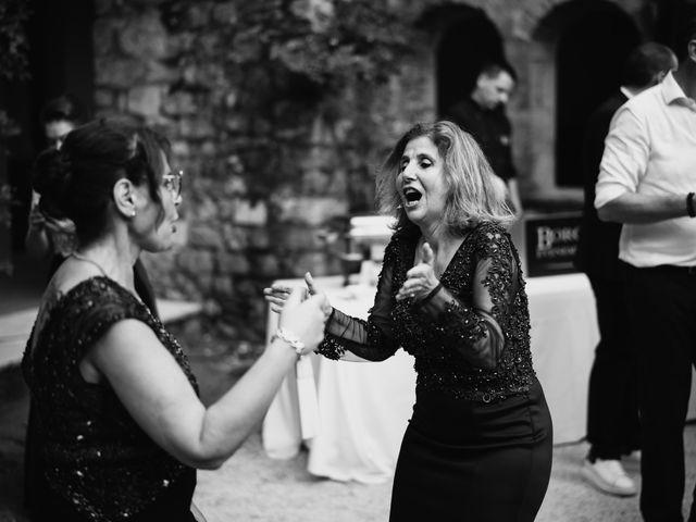 Le mariage de Jonh et Alexia à Les Arcs, Var 95