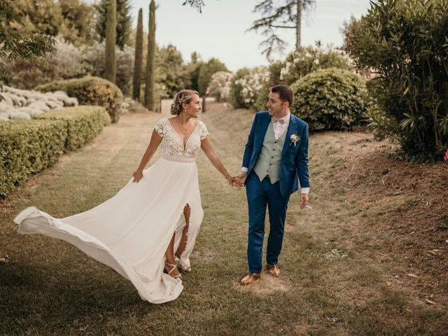 Le mariage de Jonh et Alexia à Les Arcs, Var 101