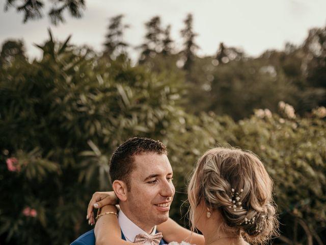 Le mariage de Jonh et Alexia à Les Arcs, Var 106
