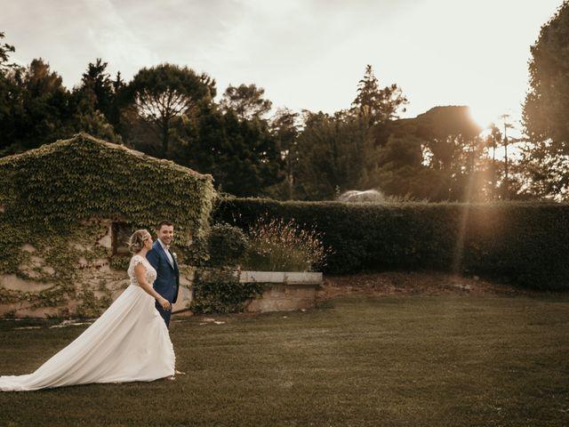Le mariage de Jonh et Alexia à Les Arcs, Var 109