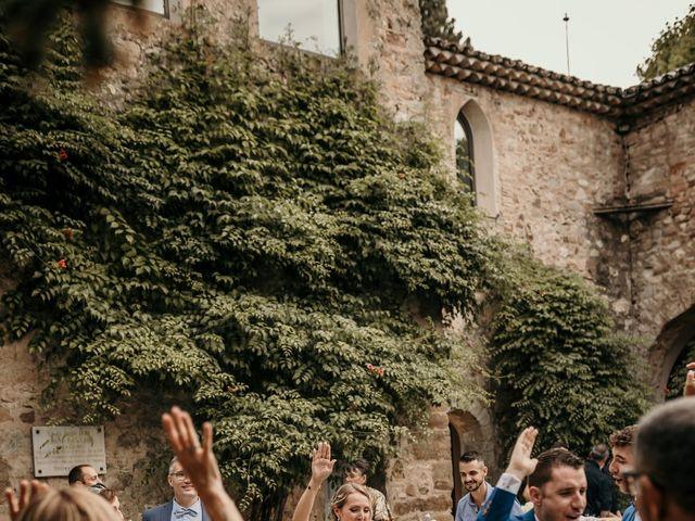Le mariage de Jonh et Alexia à Les Arcs, Var 114