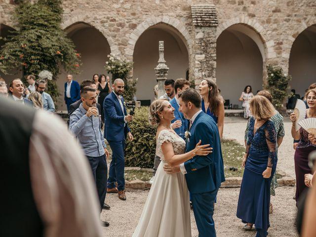 Le mariage de Jonh et Alexia à Les Arcs, Var 115