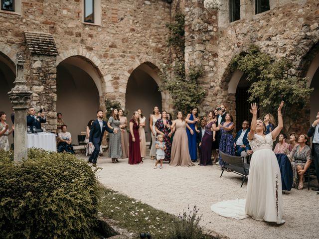 Le mariage de Jonh et Alexia à Les Arcs, Var 119