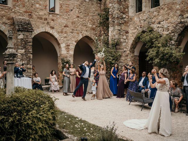 Le mariage de Jonh et Alexia à Les Arcs, Var 120