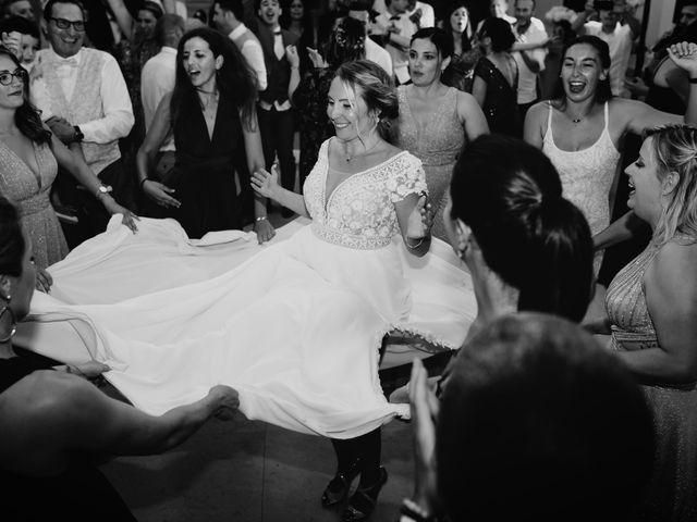 Le mariage de Jonh et Alexia à Les Arcs, Var 132