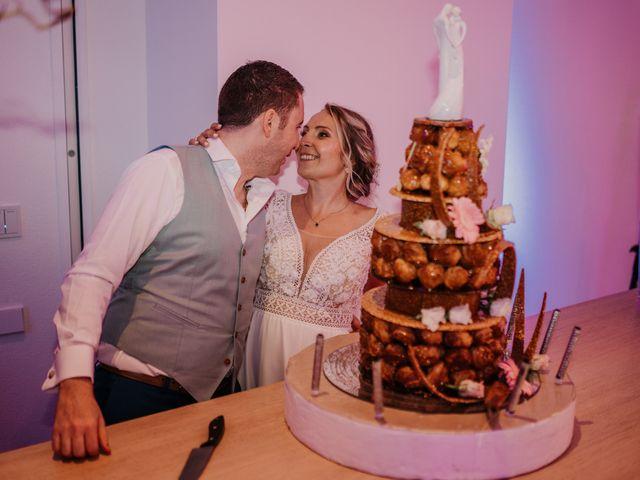 Le mariage de Jonh et Alexia à Les Arcs, Var 135