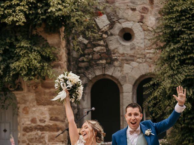 Le mariage de Jonh et Alexia à Les Arcs, Var 75