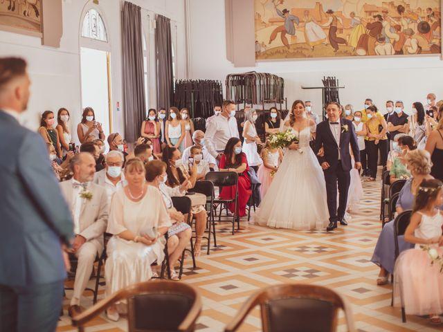 Le mariage de Teddy et Julie à La Bouilladisse, Bouches-du-Rhône 13