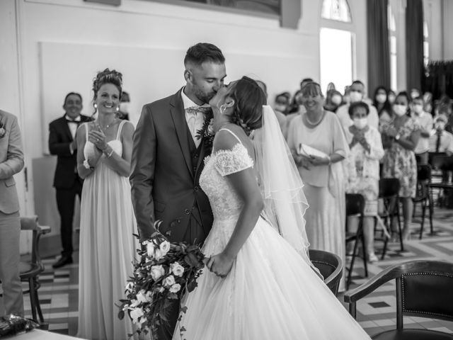 Le mariage de Teddy et Julie à La Bouilladisse, Bouches-du-Rhône 15
