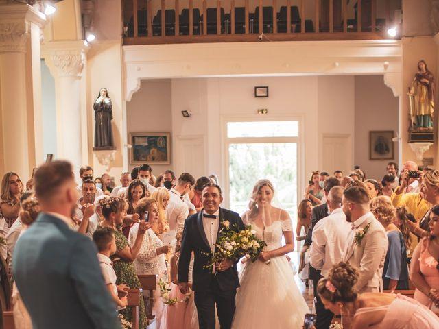 Le mariage de Teddy et Julie à La Bouilladisse, Bouches-du-Rhône 16