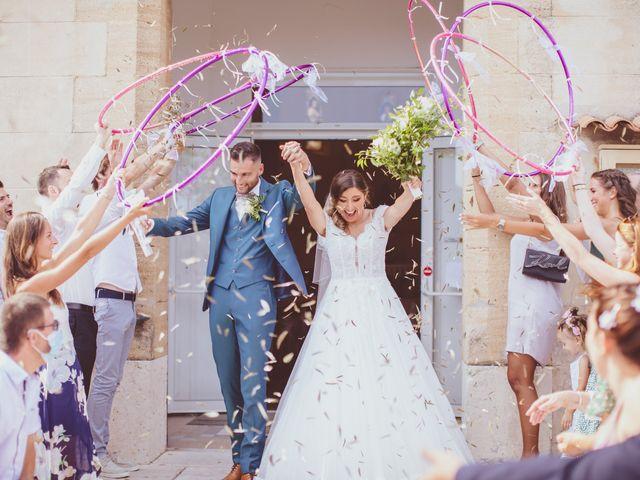 Le mariage de Teddy et Julie à La Bouilladisse, Bouches-du-Rhône 20