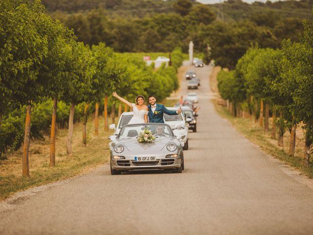 Le mariage de Teddy et Julie à La Bouilladisse, Bouches-du-Rhône 21