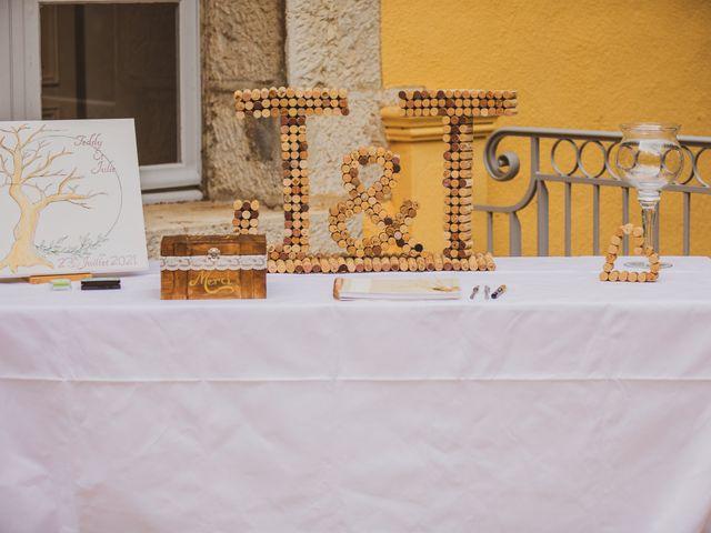 Le mariage de Teddy et Julie à La Bouilladisse, Bouches-du-Rhône 26