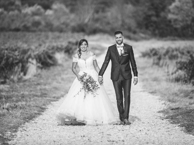 Le mariage de Teddy et Julie à La Bouilladisse, Bouches-du-Rhône 28
