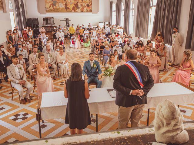 Le mariage de Teddy et Julie à La Bouilladisse, Bouches-du-Rhône 37