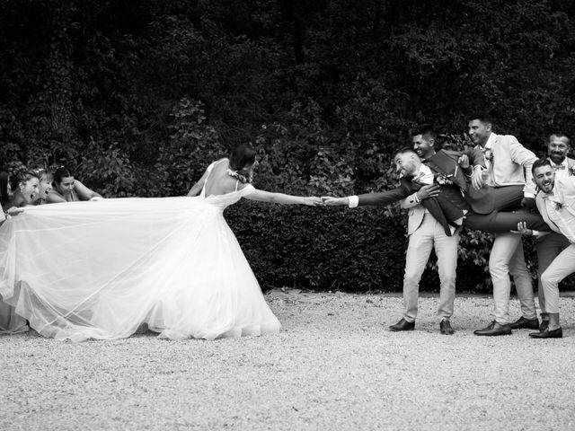 Le mariage de Teddy et Julie à La Bouilladisse, Bouches-du-Rhône 45