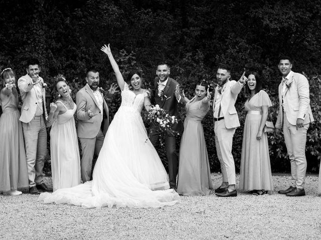 Le mariage de Teddy et Julie à La Bouilladisse, Bouches-du-Rhône 47