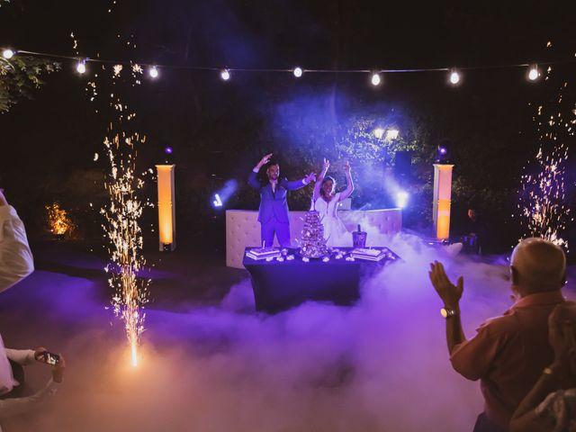 Le mariage de Teddy et Julie à La Bouilladisse, Bouches-du-Rhône 56