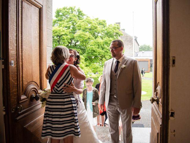 Le mariage de Brice et Sophie à Flers, Orne 3