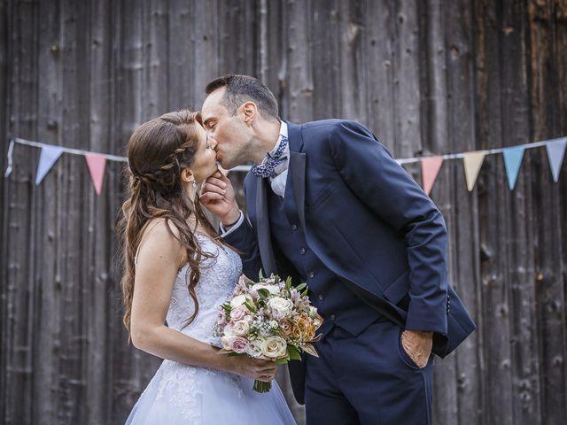 Le mariage de Céline et Mickaël