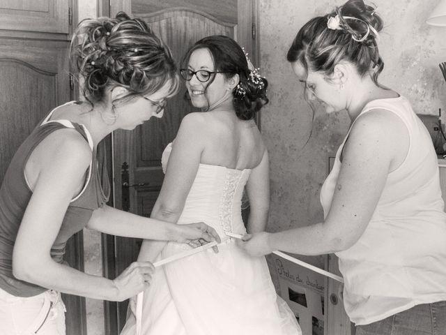 Le mariage de Fabrice et Amélie à Sainte-Sigolène, Haute-Loire 5