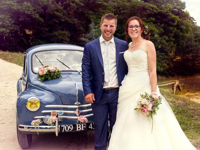 Le mariage de Fabrice et Amélie à Sainte-Sigolène, Haute-Loire 11