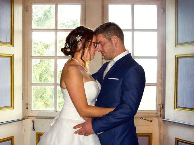 Le mariage de Amélie et Fabrice
