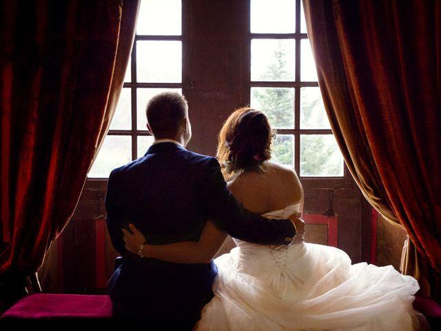 Le mariage de Fabrice et Amélie à Sainte-Sigolène, Haute-Loire 12