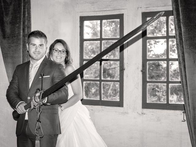Le mariage de Fabrice et Amélie à Sainte-Sigolène, Haute-Loire 13