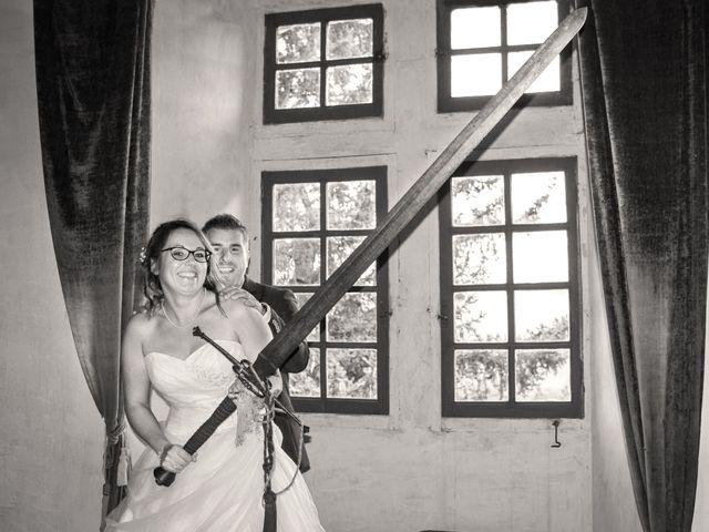 Le mariage de Fabrice et Amélie à Sainte-Sigolène, Haute-Loire 14