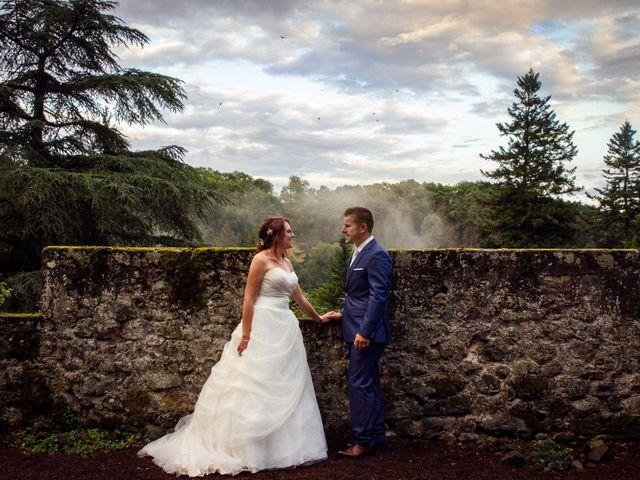 Le mariage de Fabrice et Amélie à Sainte-Sigolène, Haute-Loire 21
