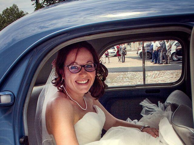 Le mariage de Fabrice et Amélie à Sainte-Sigolène, Haute-Loire 22