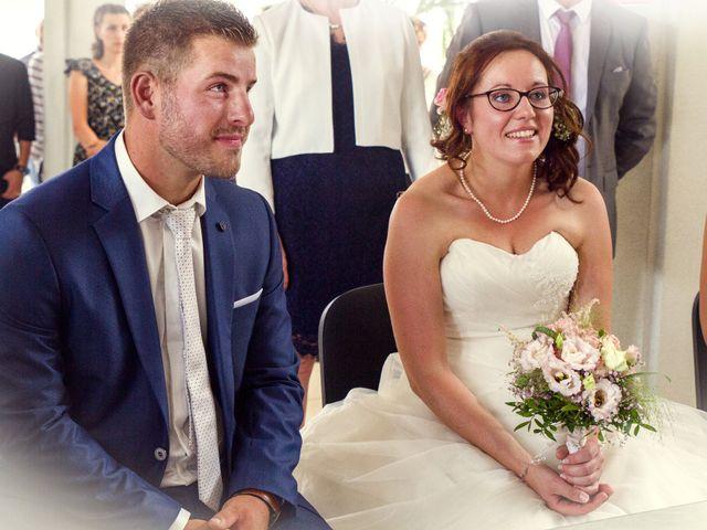 Le mariage de Fabrice et Amélie à Sainte-Sigolène, Haute-Loire 23