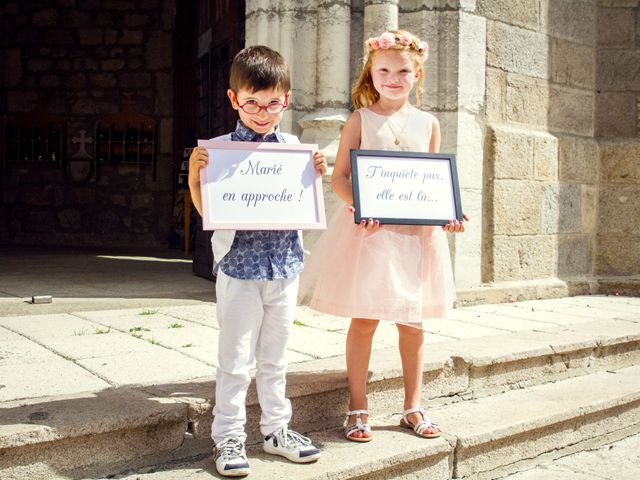 Le mariage de Fabrice et Amélie à Sainte-Sigolène, Haute-Loire 27