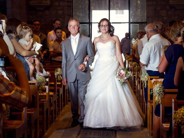 Le mariage de Fabrice et Amélie à Sainte-Sigolène, Haute-Loire 28