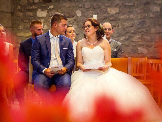 Le mariage de Fabrice et Amélie à Sainte-Sigolène, Haute-Loire 29