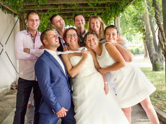 Le mariage de Fabrice et Amélie à Sainte-Sigolène, Haute-Loire 39