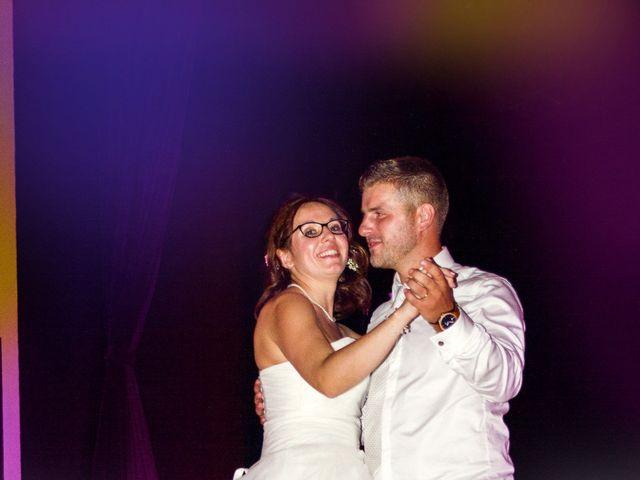 Le mariage de Fabrice et Amélie à Sainte-Sigolène, Haute-Loire 48