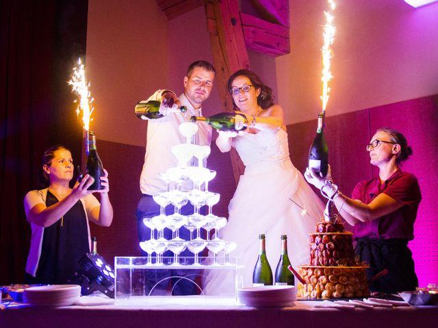 Le mariage de Fabrice et Amélie à Sainte-Sigolène, Haute-Loire 52